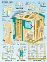 Making Your Own Shed Plans by Build Your Own Shed With U0027my Shed Plan U0027 Over 12 000 Shed Plans