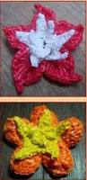 Free Pattern For Crochet Flower - over 100 free crocheted flowers patterns at allcrafts net