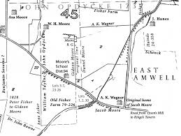 Tax Map The Moore Cemetery U2013 Goodspeed Histories