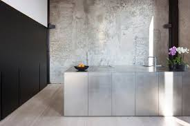 Stainless Steel Bench Top 2017 Top Four Emerging Kitchen Trends
