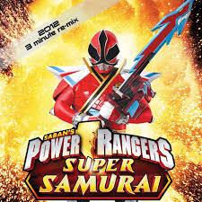 power rangers songs tv series