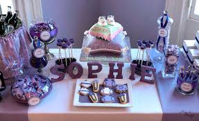 purple baby shower ideas everything purple baby shower party ideas photo 1 of 12 catch