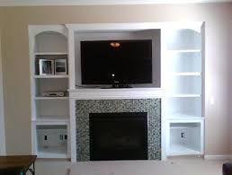 Built In Fireplace Gas by Built In Gas Fireplace Built In Shelves Around Fireplace Plans