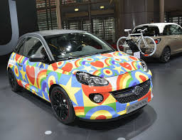 opel adam interior roof meet the designers opel adam