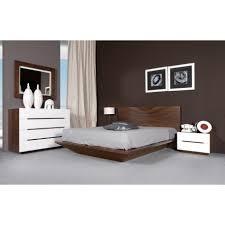 meuble elmo chambre chambre à coucher design pour adulte en merisier ou chêne