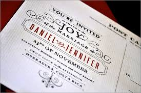 vintage wedding invitation wedding invites