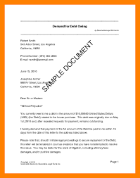 8 collection demand letter sample computer invoice