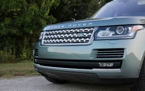 dark green range rover 2016 land rover range rover hse td6 test drive review autonation