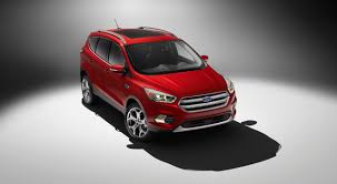 Ford Escape Ecoboost - 2017 ford escape plays ecoboost and safety tech cards slashgear
