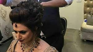 akshara wedding hairstyle divyanka tripathi hair style youtube