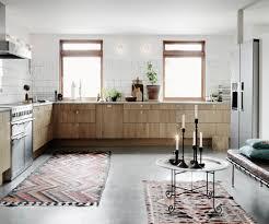 Ikea Kitchen Wood Kuchnia W Stylu Skandynawskim Kuchnia Skandynawska Drewniana