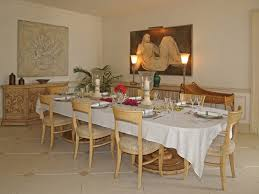 Mansion Dining Room by New Mansion Beach Front 4 Bedrooms