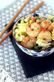 comment cuisiner le chou chinois wok de chou chinois et crevettes bistro de