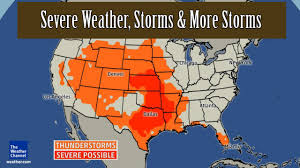 Dallas Weather Map by The Tornado East Texas Never Saw Coming And Why They May Not See