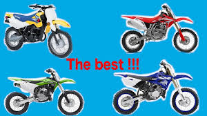 The Best Beginner Dirt Bikes Youtube