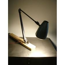 Drafting Table Light Vintage Aluminum Desk Lamp Highly Adjustable
