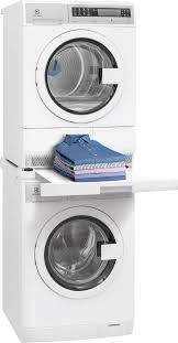 refrigerator outlet near me stacking washer and dryer frigidaire stackit24w stackit24s front load laundry stacking