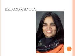 ppt kalpana chawla powerpoint presentation id 5702284