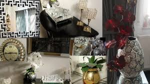 All Home Decor Find Home Décor Inspiration Its All About Glam U0026 Metallics Youtube