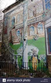 London Wall Murals Murals London Stock Photos Murals London Stock Images Alamy
