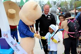 Six Flags Austell Ga Make A Wish Georgia Child Named Honorary Six Flags Over Georgia