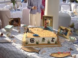 groom u0027s cake i designed for my son u0027s wedding beach themed with