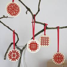 original printed wooden christmas craft tree christmas time