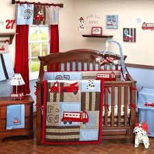 Firefighter Nursery Decor Firefighter Themed Bedroom Truck Fireman Theme Nursery