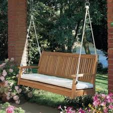 Swinging Outdoor Chair Frontera Porch Swings Outdoor Furniture Outdoor Seating