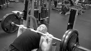 Starting Weight Bench Press Chest Workout Starting With Incline Themuscleprogram Com