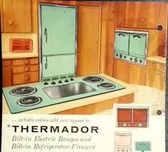1990s Kitchen by Thermador Home Appliance Blog 100 Years Of Thermador The