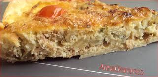 cuisine familiale rapide quiche rapide et moelleuse au thon oignons et vin blanc