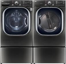 Front Loader Pedestal Wm4370hka Front Load Washer U0026 Dlgx4371k Gas Dryer W Sidekick