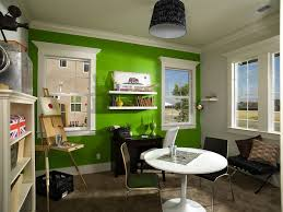 Green Accent Table Green Accent Wall Living Room Contemporary With Side Table Side