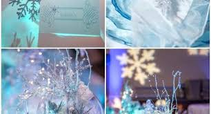 snowflake table top decorations snowflake table top decorations macromode co