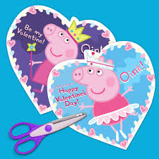 peppa pig valentines nickelodeon parents