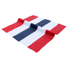 White Blue Orange Flag U S Flag Bunting The United States Flag Store
