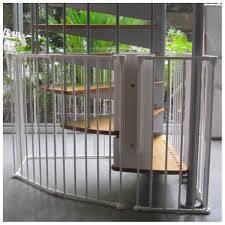 Child Proof Gates For Stairs Spiral Stair Gate Homesafe Kids