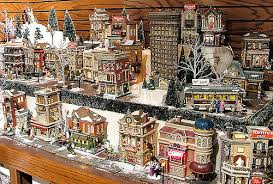 department 56 in the city olde world canterbur flickr