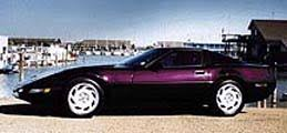 1992 Corvette Interior 1992 Corvette Specifications