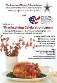 thanksgiving in australia 2014 divascuisine
