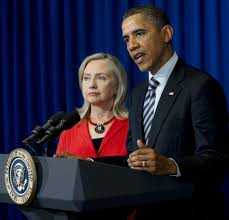 hillary clinton president obama quietly meet in oval office ny