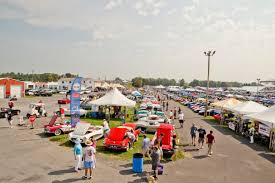 corvettes of carlisle 2015 corvettes at carlisle is second largest in history