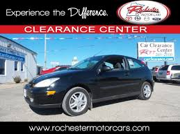 2000 ford focus zx3 2000 ford focus zx3 zetec w rochester mn 19613920