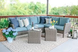 Turquoise Patio Furniture Shop U2014 Leisure Made