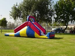 Backyard Water Slide Inflatable by Backyard Water Slide Inflatable Outdoor Furniture Design And Ideas