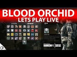 Tom Clancy Rainbow Six Siege Blood Orchid Dlc Lets Play Blood Orchid Live Pc 60fps Tom Clancy S Rainbow Six