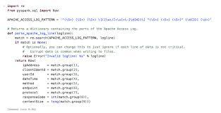tomcat access log analyzer analyzing apache access logs with databricks the databricks