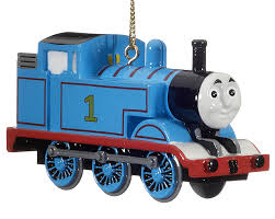 the tank engine personalized ornament