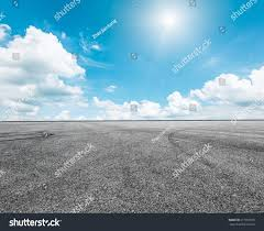 asphalt road sky cloud scenery stock photo 611955578 shutterstock